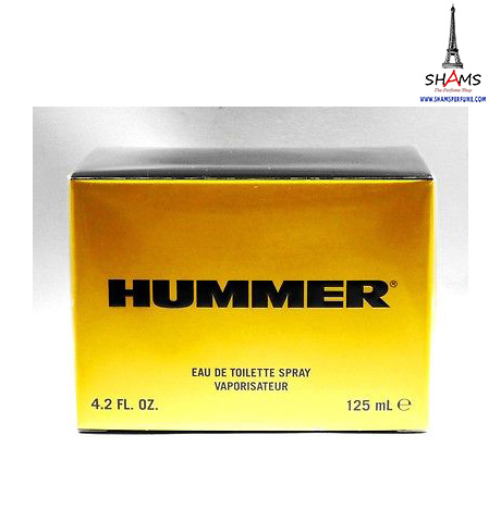 Hummer Yellow For Men