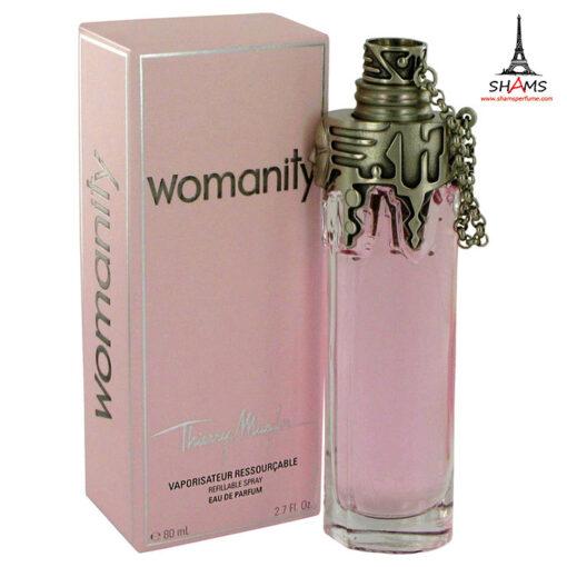عطر تیری موگلر وومنیتی - Thierry Mugler Womanity For Women Edp 80ml