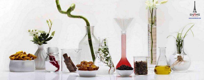 منابع ترکیبات عطر