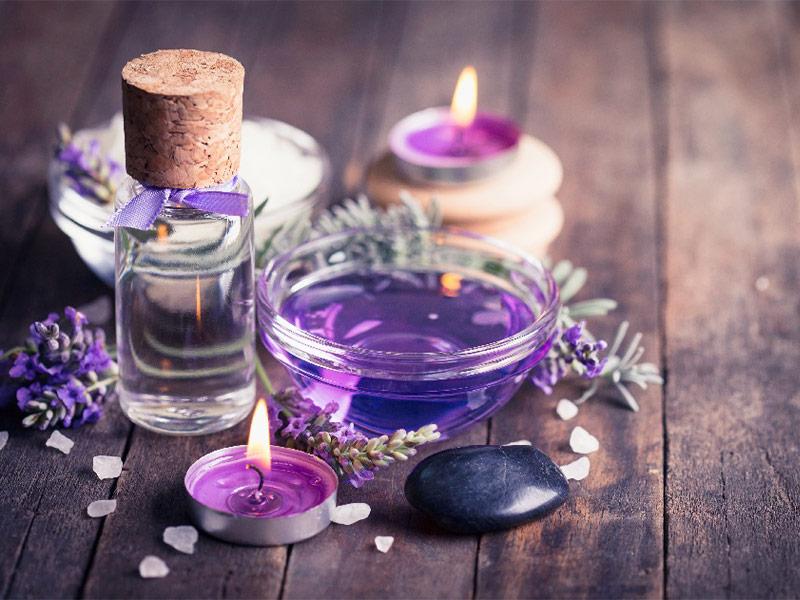 عطر درمانی - روغن اسطوخودوس