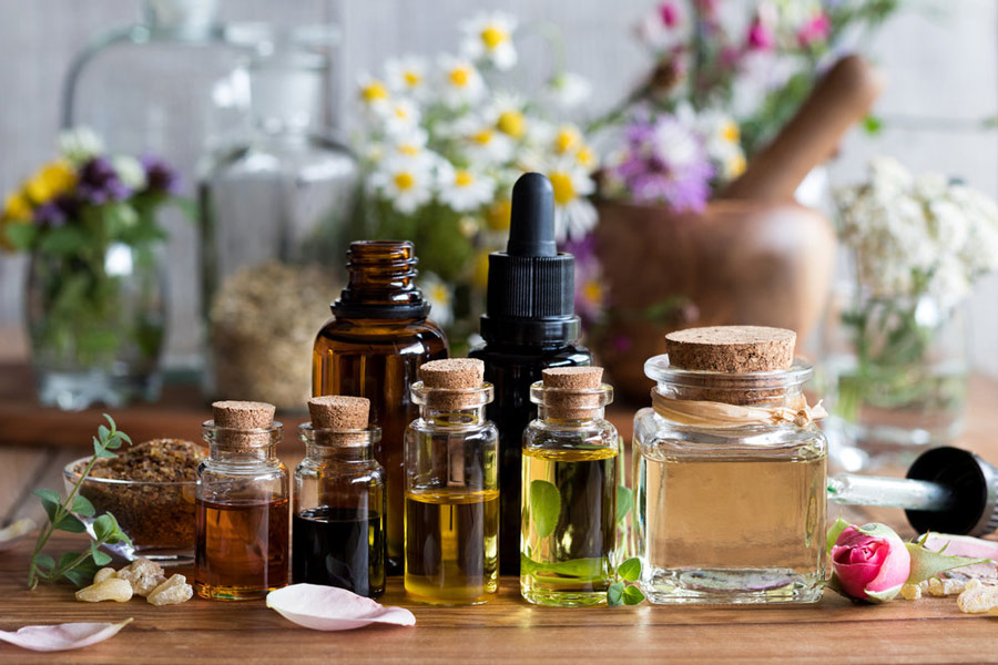 عطر درمانی - مبدا پیدایش
