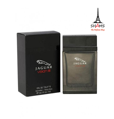 jaguar vision iii for men edt 100ml. Black Bedroom Furniture Sets. Home Design Ideas