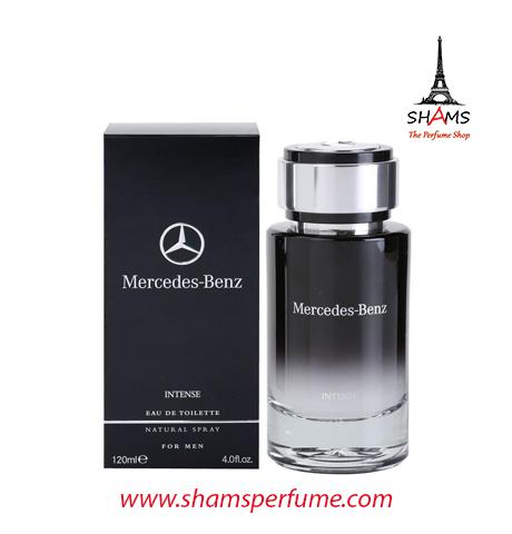 Mercedes benz intense for men edt 120ml for Mercedes benz intense perfume