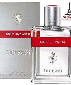 فراری رد پاور مردانه Ferrari Red Power