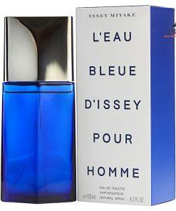 عطر ایسی میاکه لئو بلو د ایسه پور هوم - Issey Miyake L'eau Bleue D'issey Pour Homme Edt 125 ml