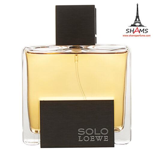 عطر سولو لوئو - Loewe Solo Loewe For Men Edt 125ml