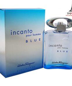 سالواتوره فراگامو اینکانتو بلو پور هوم - Salvatore Ferragamo Incanto Blue Pour Homme Edt 100ml