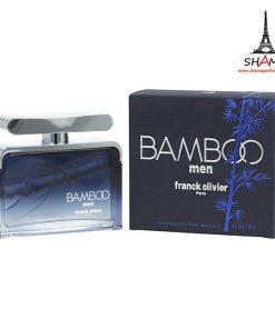 فرانک الیویر بامبو من - Franck Olivier Bamboo Men Edt 75ml