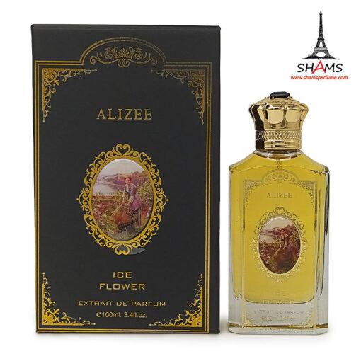 آیس فلاور آلیزه - Ice Flower Alizee Edp 100ml
