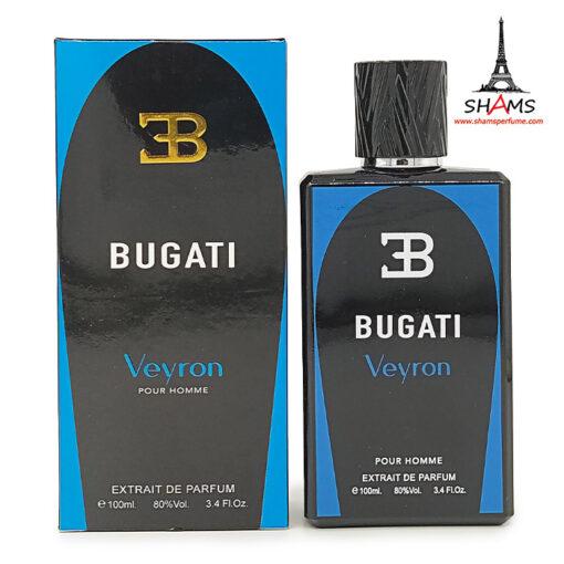 آیس فلاور بوگاتی ویرون - Ice Flower Bugati Veyron Edp 100ml